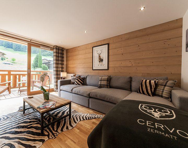 Apartment design Morzine