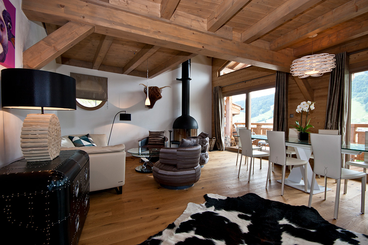 Interior Design Morzine