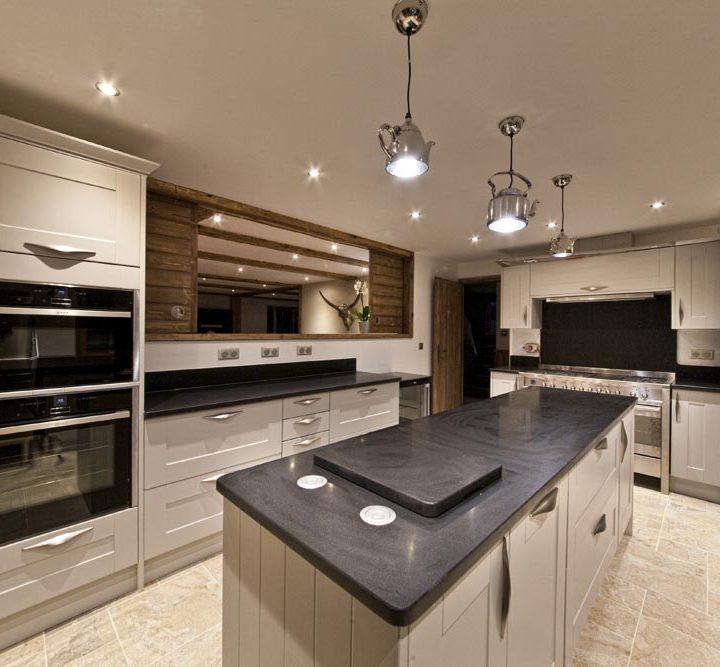 new kitchen Morzine