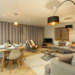 Interior Design apartment Morzine