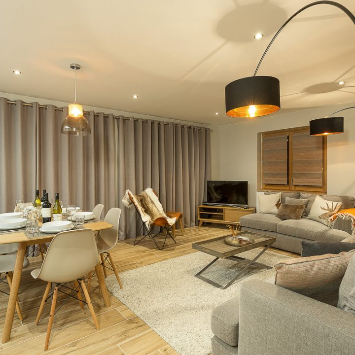 Interior Design apartment Morzine