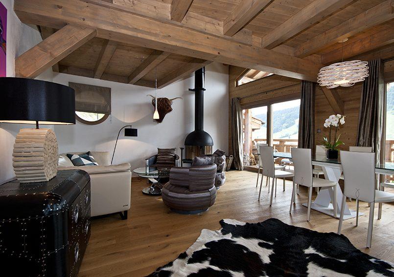 Interior Design Morzine, Les Gets