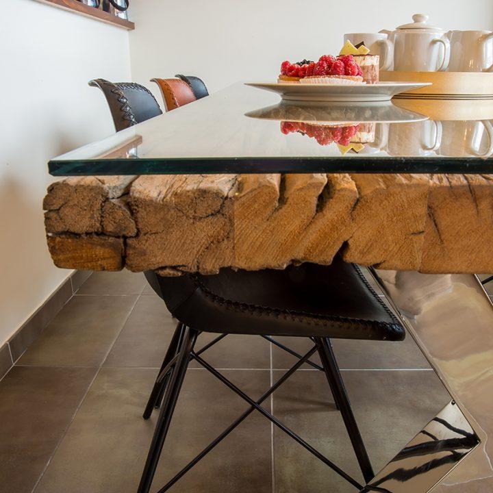 Bespoke carpentry interior design Morzine