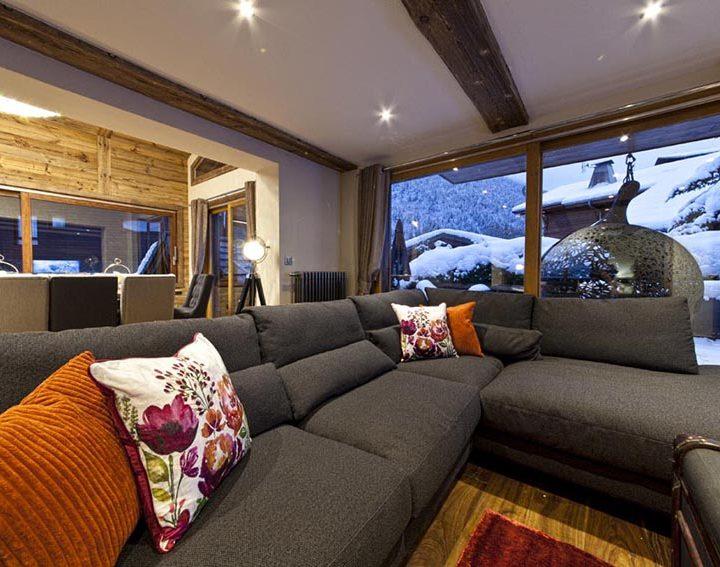 Mountain Home Interior Design Morzine