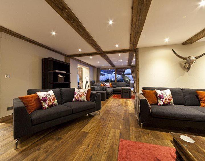 Interior Design for Ski Chalets Morzine