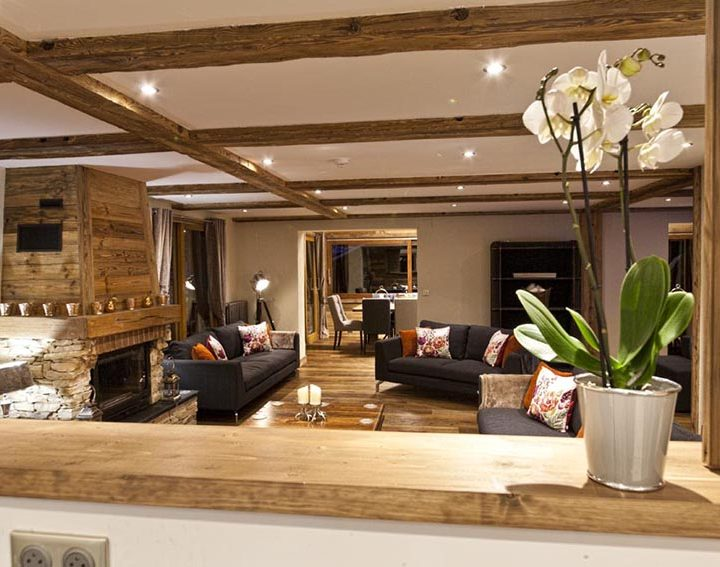 Mountain Homes Interior Design in Morzine and Les Gets